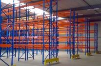 仓储货架安装步骤